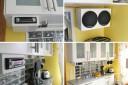 Radio i köket