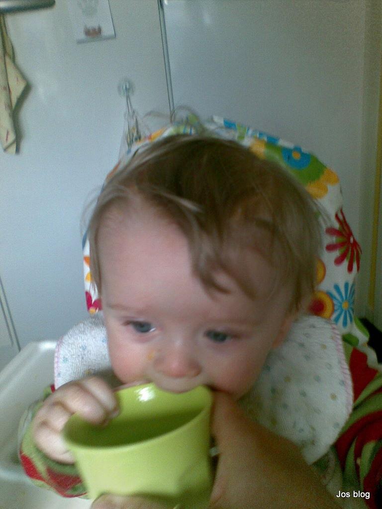 När får barn börja dricka vatten