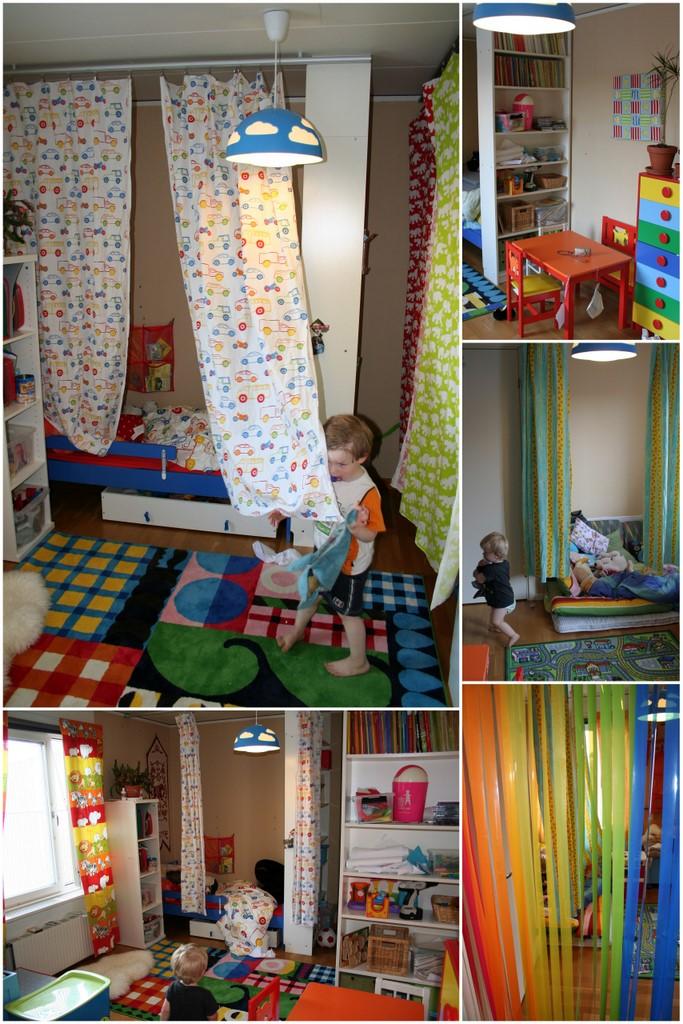 Nya barnrummet. Inte kunde vi ... 237ac19643096