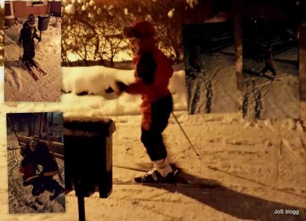 Testa skidor