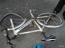 Kvaddad cykel