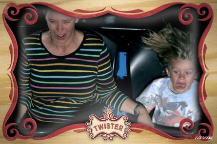 Twister Sue och Simon