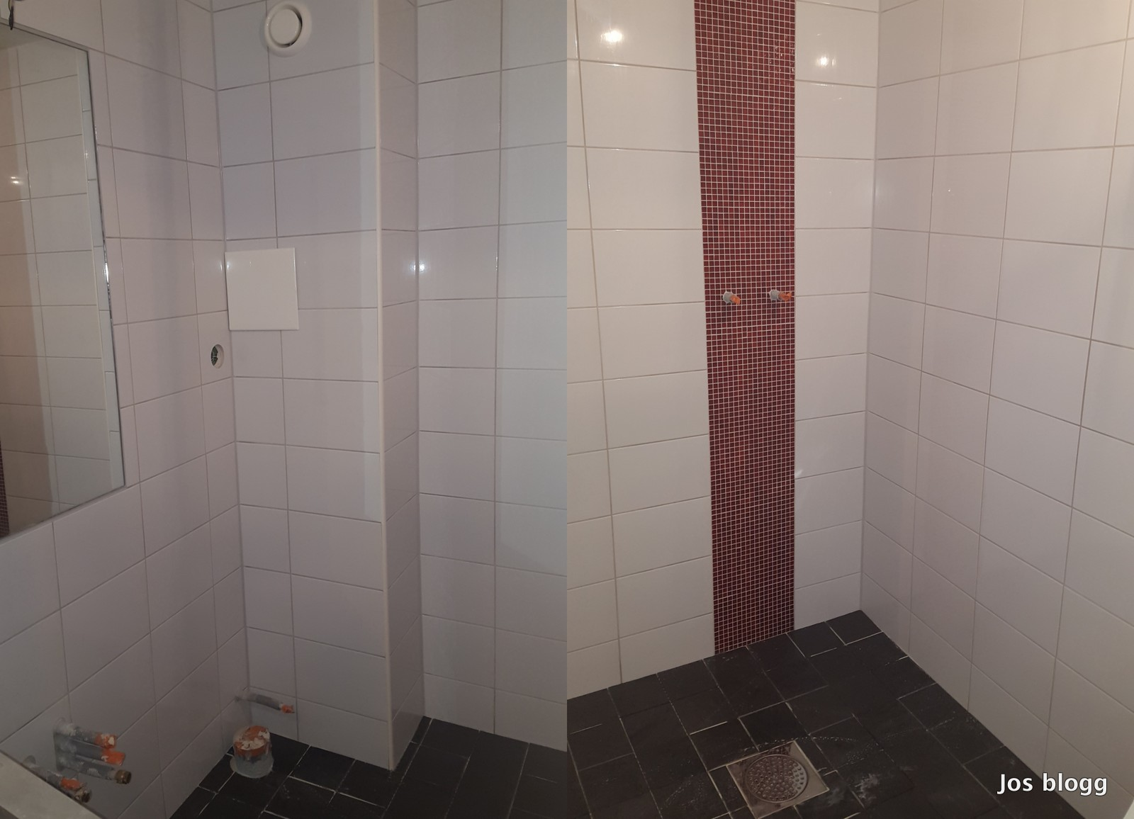 Jos blog » badrumsrenovering uppe